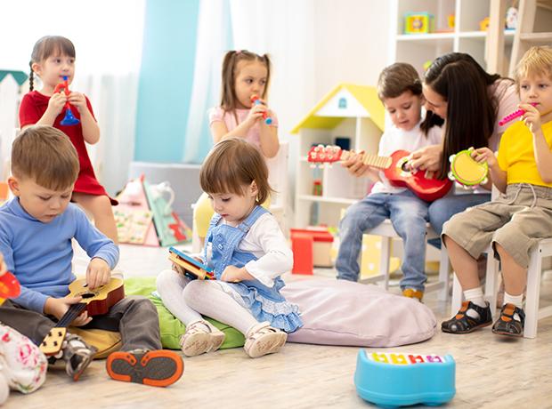 Brandschutznachweis Kindergarten